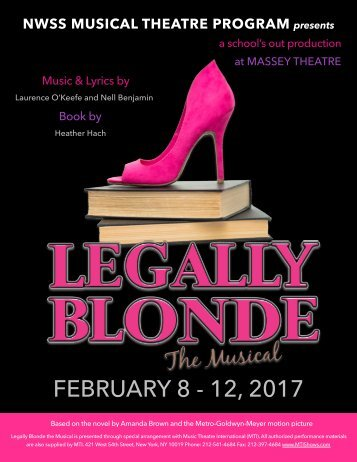 Legally Blonde Final copy