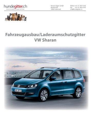 VW_Sharan_Fahrzeugausbau_Laderaumschutzgitter