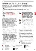 BABY-SAFE ISOFIX Base - Page 7