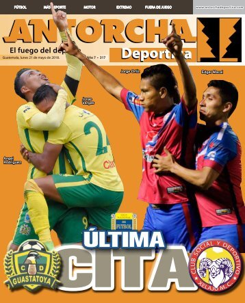 Antorcha Deportiva 317