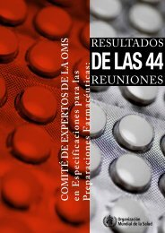 Spanish - World Health Organization
