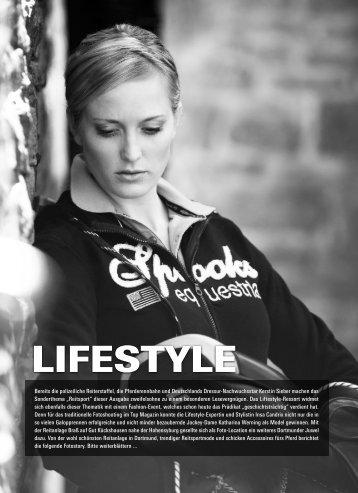 TOP Magazin 02|2012 - Katharina Werning & Lifestyle - Candrix, Insa