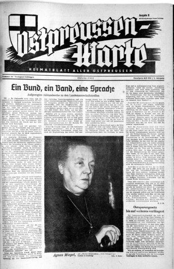 m - Archiv Preussische Allgemeine Zeitung