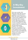The Perfect Deal for Advertisers & Publishers - Page 3