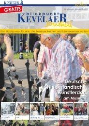 GRATIS - Blickpunkt Kevelaer (Journal)