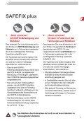 SAFEFIX plus - Foteliki samochodowe dla dzieci - Page 3