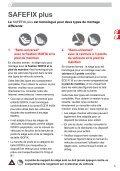SAFEFIX plus - Foteliki samochodowe dla dzieci - Page 5