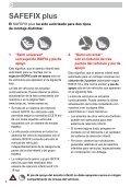 SAFEFIX plus - Foteliki samochodowe dla dzieci - Page 6
