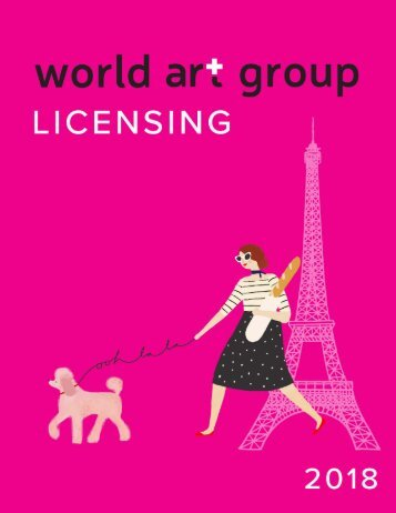 2018 Everyday Licensing Book