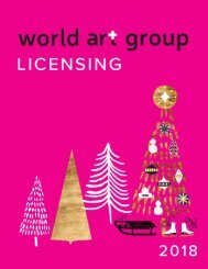 2018 Holiday Licensing Book