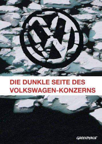 DIE DUNKLE SEITE DES VOLKSWAGEN-KONZERNS - marktcheck.at