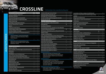 crossline - Aixam