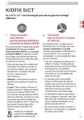 kidfix sict - Britax Römer - Page 4