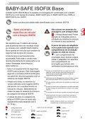 BABY-SAFE ISOFIX Base - Page 6