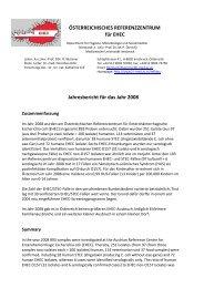 - ÖSTERREICHISCHES REFERENZZENTRUM für EHEC ...