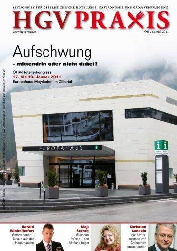 Aufschwung - Hotel & GV Praxis