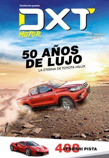 DXT Motor Nº 13