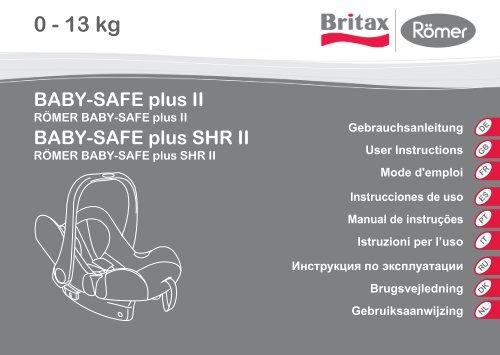 BABY-SAFE plus II - Britax