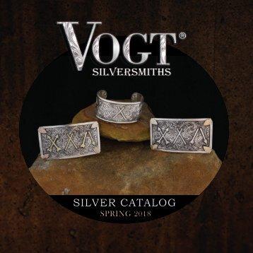 VOGT Silver Catalog 2018