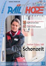 RailHope Magazin 01/18 DE