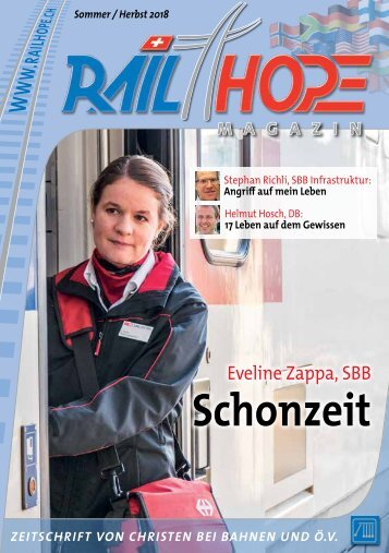 RailHope Magazin 01/18 DE
