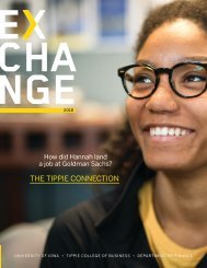 The Exchange (2018) - Tippie College of Business