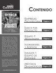 DICCIONARIO TÉCNICO CÁRNICO 2018 - DITECA - Page 5