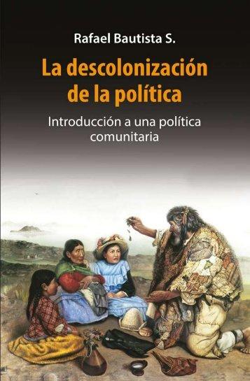 la descolonizacion de la politica