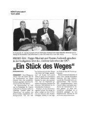NÖN Purkersdorf 16.01.2008 - Hannes Androsch
