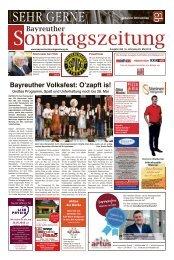 2018-05-20 Bayreuther Sonntagszeitung