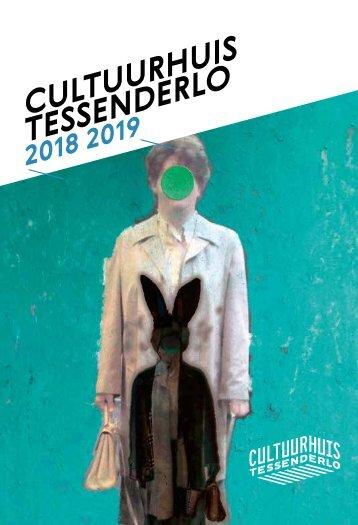 Seizoensbrochure  Cultuurhuis 2018-2019