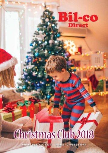 Bilco Christmas Toy/Gift Brochure 2018