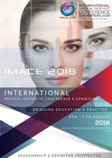 IMACE 2018 Prospectus