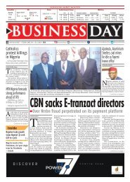 BusinessDay 22 May 2018