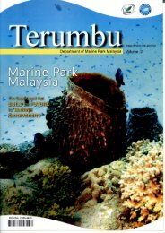 7! - Jabatan Taman Laut Malaysia - NRE