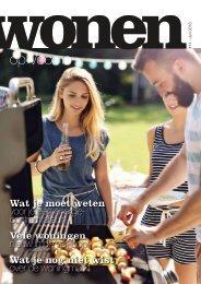Wonen op Voorne, uitgave juni 2018