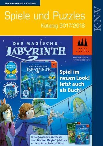 Spiele und Puzzles 2017/2018