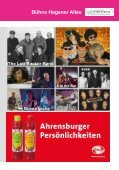 Programmflyer Ahrensburger Stadtfest 2018 - Seite 7