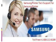 +1 800-213-8289 Samsung Printer Tech Support For Samsung Printer