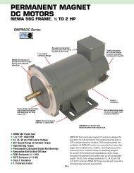G326  3//4 HP 3600 RPM MARATHON ELECTRIC MOTOR