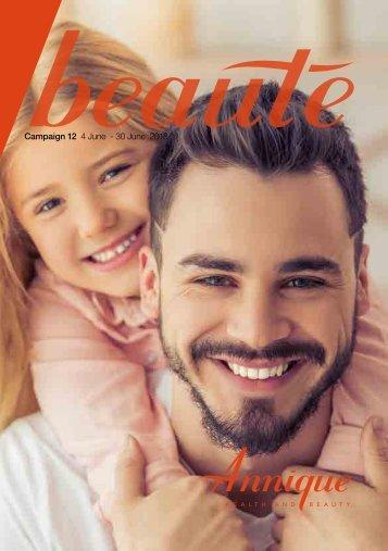 Beaute - Campaign 12 - June 2018