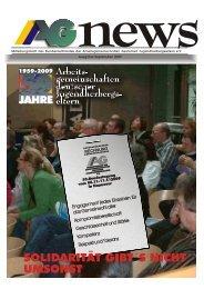 AG newsletter Hannover 2009 18 - Herbergseltern