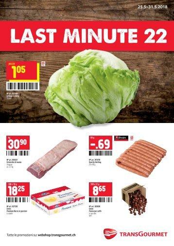 Last Minute 22