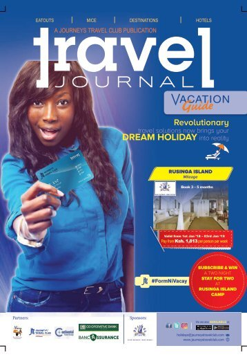 Vacation Guide 22nd Print