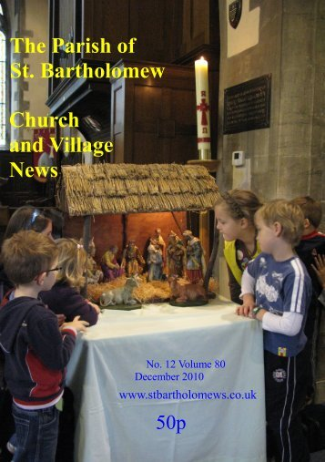 The Parish of St. Bartholomew Church and Village News - Otford.info