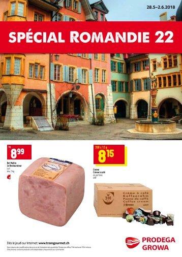 Spécial Romandie 22