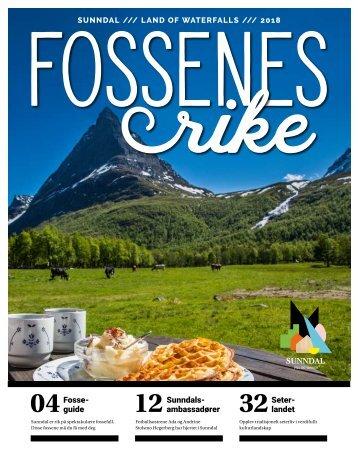 Fossenes rike 2018  - Sommermagasin for Sunndal