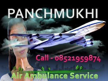 Rescue Medical Air Ambulance Service in Chennai and Bangalore