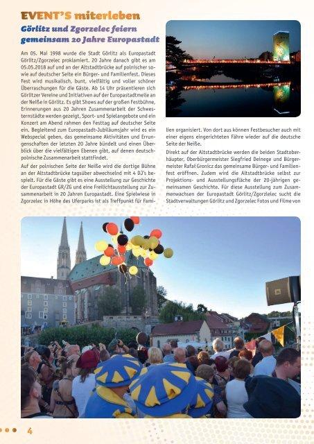 Events miterleben - Görlitz 2018