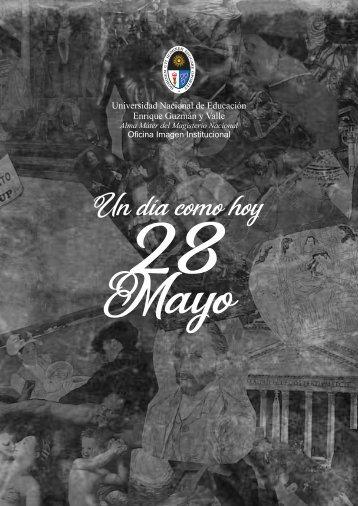 que paso hoy 28 mayo